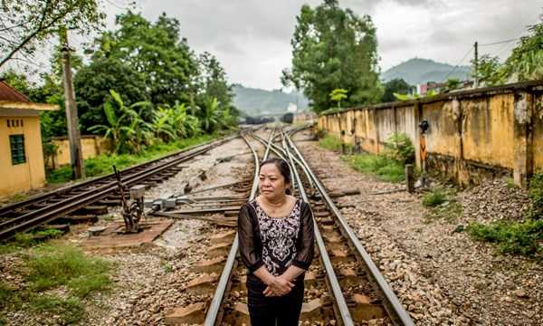 Bà Hiền chưa bao giờ có thể quên hết nỗi kinh hoàng của cuộc chiến tranh biên giới 1979