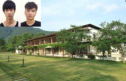 Hai tên trộm 9X liều lĩnh đột nhập vào biệt thự của gia đình ca sỹ Mỹ Linh
