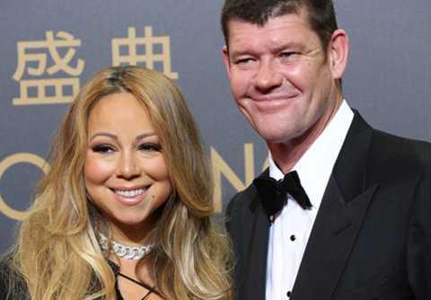 Mariah Carey và James Packer mới đính hôn tháng 1 vừa qua. Hai người đều đã kết hôn 2 lần trước đó.