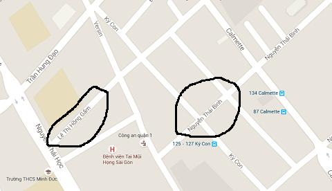 Hai tuyến đường trung tâm TP.HCM bị cấm dừng đỗ xe