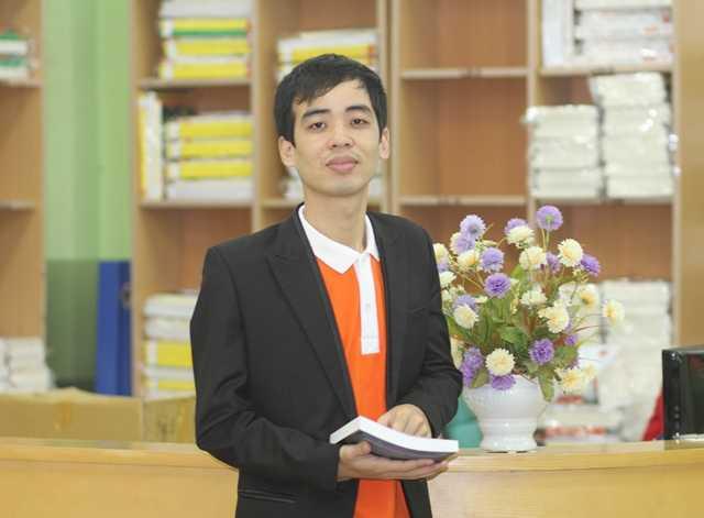 Chàng trai Nguyễn Văn Hiệp hiện là sinh viên chuyên ngành Lập trình máy tính - Thiết bị di động tại Cao đẳng thực hành FPT Polytechnic.