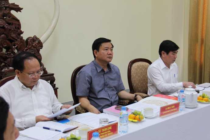 Ông Đinh La Thăng yêu cầu công an TP.HCM, trong 3 tháng, tình hình tội phạm phải được kéo giảm một cách rõ rệt