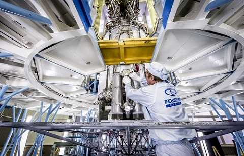 Nga ra mắt sản phẩm công nghệ không gian ấn tượng