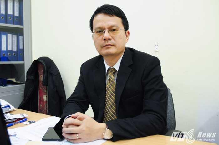 Tiến sỹ Trần Việt Thái, phó Viện trưởng Viện chiến lược ngoại giao - Ảnh: Tùng Đinh