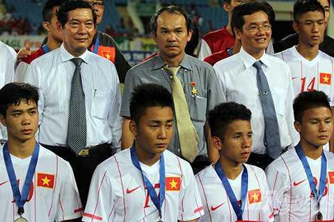 Bầu Đức chưa từng vô địch với lứa U19 Việt Nam