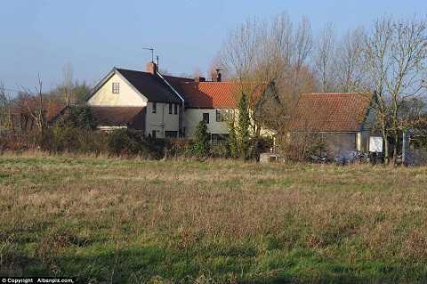 Ngôi nhà của James Arnold