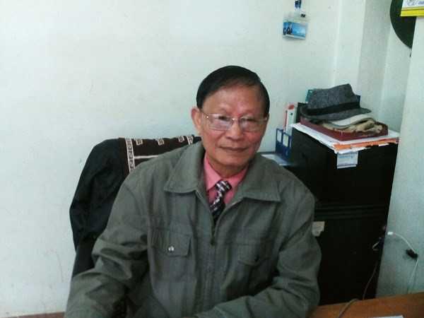 Luật sư Lương Quang Tuấn