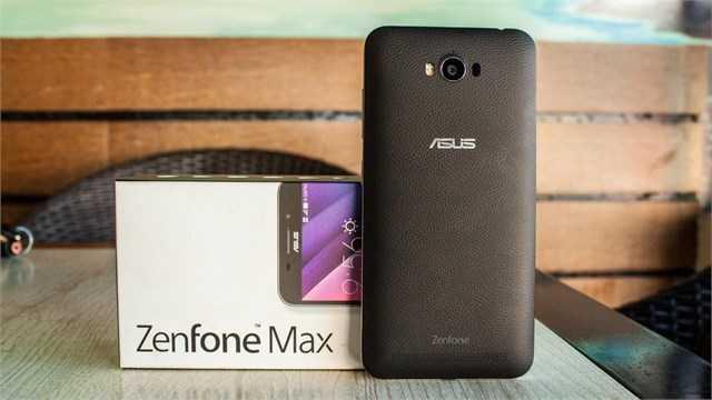 Asus ZenFone Max.
