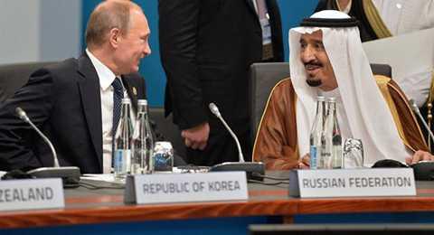 Nga và Saudi Arabia đã đạt được những thỏa thuận ban đầu.