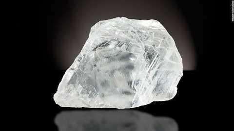 Năm 2009, viên kim cương thô có trọng   lượng 507,55 carat, có độ tinh khiết và chất lượng hoàn hảo được tìm   thấy tại mỏ kim cương Cullinan và được đặt tên là