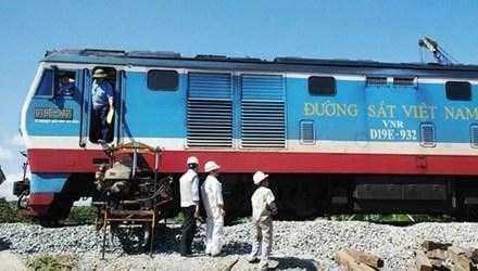 Đường sắt Việt Nam đang đầu tư nâng cấp toa xe. Ảnh: VnExpress