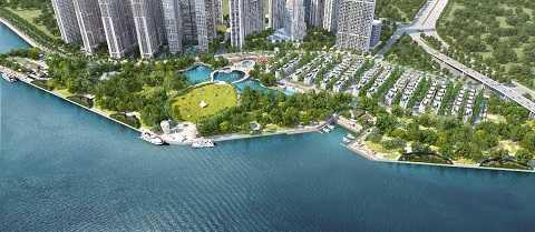 Vinhomes Central Park là khu đô thị hiện đại và cao cấp bậc nhất Việt Nam