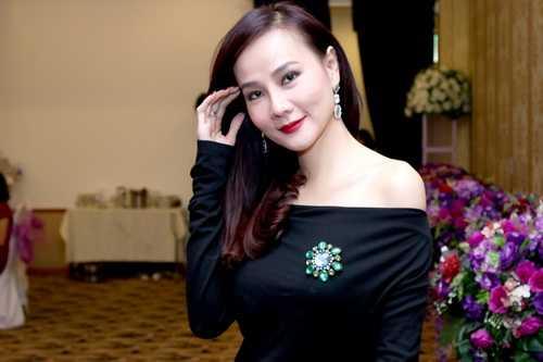Cựu mẫu đồng cảm với Vân Anh.