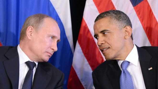 Tổng thống Mỹ Barack Obama đã gọi điện cho Tổng thống Nga Vladimir Putin đẻ thảo luận về Syria