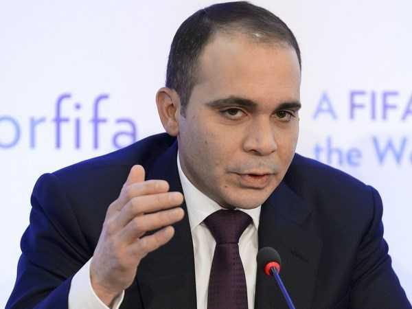 hoàng tử Jordan muốn hoãn bầu chủ tịch FIFA