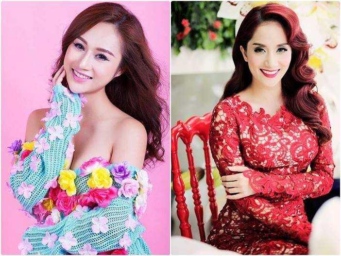 Hà Tuyên khá giống với Nữ hoàng dance sport Khánh Thi.