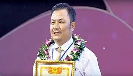 Lê Xuân Giang, Giám đốc Cty Liên Kết Việt.