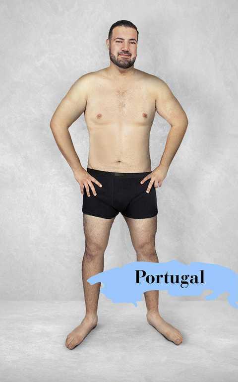 Chuẩn mực Bồ Đào Nha - Ảnh: onlinedoctor.superdrug.com
