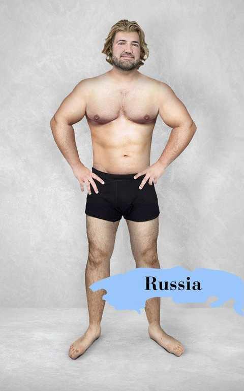Chuẩn mực Nga - Ảnh: onlinedoctor.superdrug.com