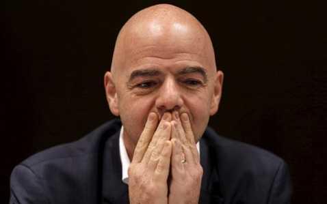 Gianni Infantino cảnh báo sẽ có bất ngờ trước giờ bầu cử