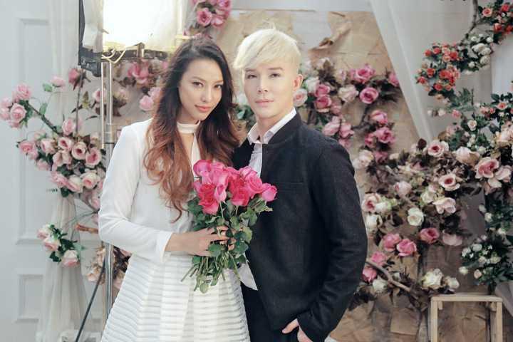 Người mẫu Lilly Nguyễn từng gây ấn tượng mạnh khi xuất hiện trong chương trình Điệp vụ tuyệt mật cùng Nathan Lee năm vừa qua.
