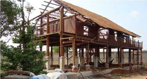 Một số hạng mục được xác định xây dựng không phép của Hoài Linh.
