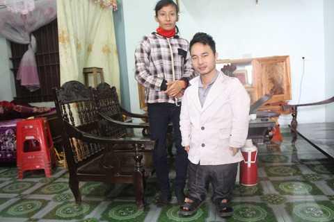 Tình cảm của hai vợ chồng Qúy và Giang khiến nhiều người khó tin