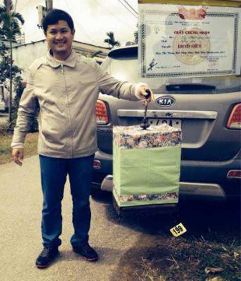Gia đình ông Lê Phước Hoài Bảo không yêu cầu bồi thường dân sự liên quan đến vụ mất trộm chim