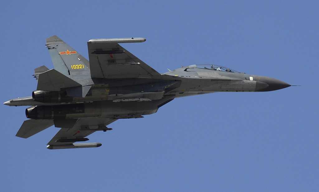 Chiến đấu cơ J-11 của Trung Quốc