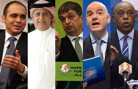 5 ứng cử viên chủ tịch FIFA