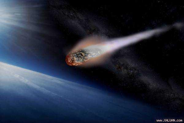 Tiểu hành tinh này là một khối đá mang tên 2013 TX68 - Ảnh minh họa