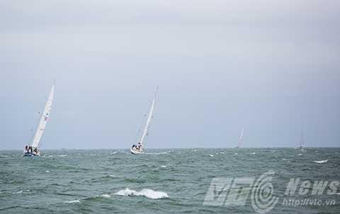 Căng buồm vượt sóng