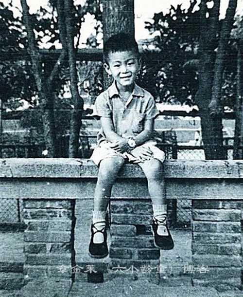 Lục Tiểu Linh Đồng vốn không có nhiều đam mê với hầu kịch như cha ông.