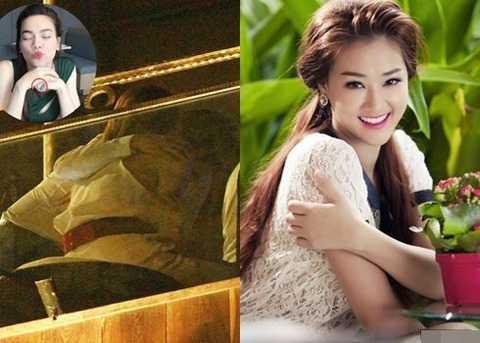 Trong khi đó, ngoài Hà Hồ, đại gia kim cương cũng từng vướng nghi án tình ái với nữ ca sĩ Maya.