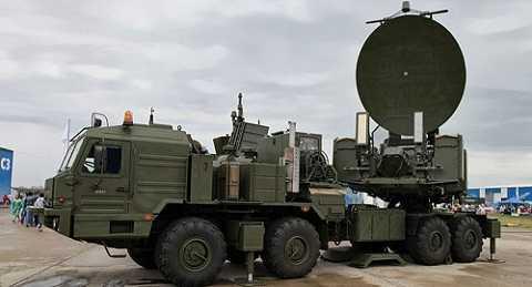 Washington lo ngại Nga vượt xa Mỹ trong tác chiến điện tử.