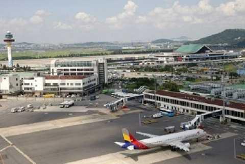 Sân bay quốc tế Gimpo. Ảnh: thongtinhanquoc.com
