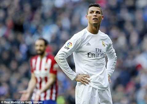Ronaldo bất ngờ đổ trách nhiệm thất bại cho đồng đội