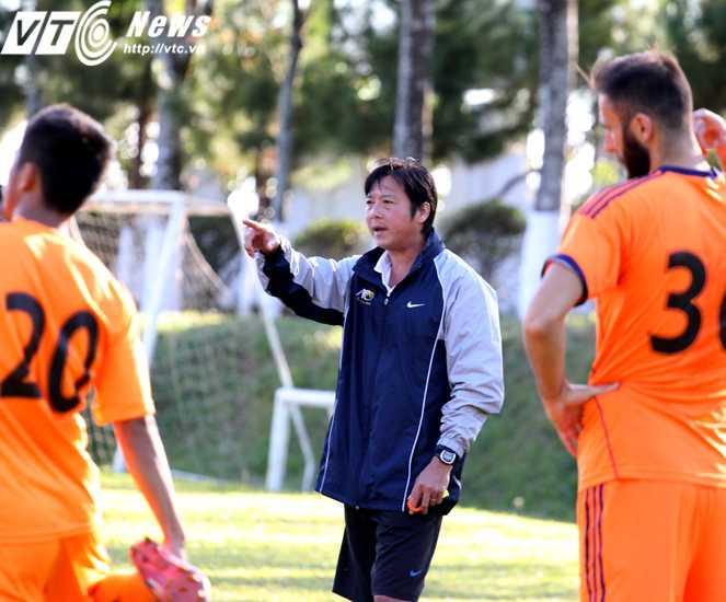 SHB.Đà Nẵng có trận thắng thứ 2 liên tiếp ở V-League 2016 (ảnh: Hoàng Tùng)