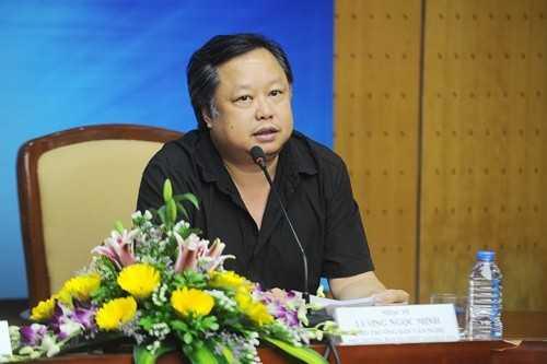 Nhạc sĩ Lương Minh.