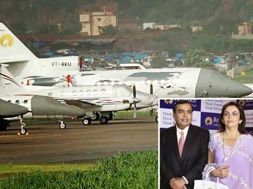Đại gia Ấn Độ mua Airbus A319 tặng vợ.