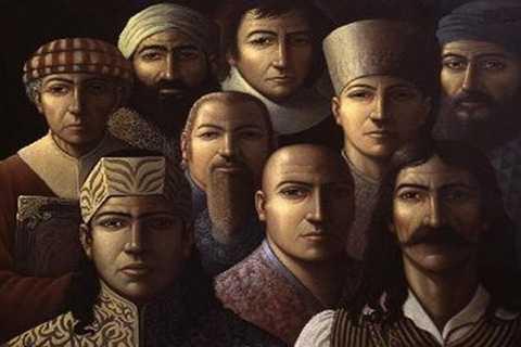 Nine Men là một xã hội bí mật   do vua Asoka sáng tạo ra vào năm 273 trước Công nguyên nhằm bảo tồn và   phát triển vốn kiến thức nhân loại.