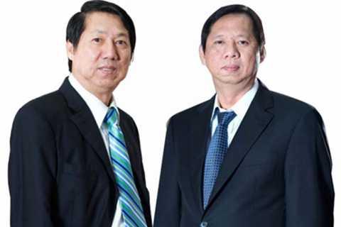 Anh em nhà ông Trần Kim Thành, Trần Lệ Nguyên.