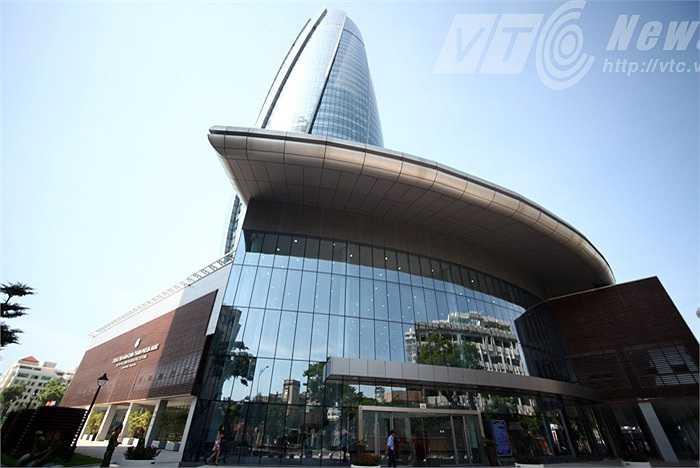 Toà nhà hành chính của Đà Nẵng