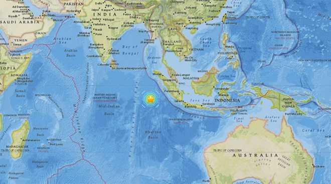 Indonesia nằm trong vành đai lửa Thái Bình Dương, thường xuyên gặp động đất