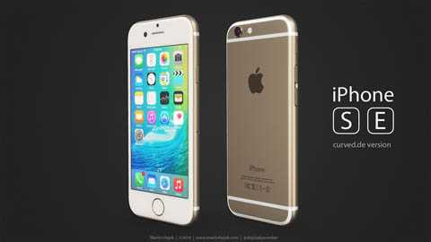 Hiện kiểu dáng của iPhone SE còn gây   nhiều tranh cãi, trong đó đáng chú ý là trang 9to5mac cho rằng sản phẩm   sẽ có thiết kế giống iPhone 5/5S, còn tài khoản @Onleaks trên Twitter và   trang công nghệ Curved thì tin máy kế thừa thiết kế của iPhone 6.