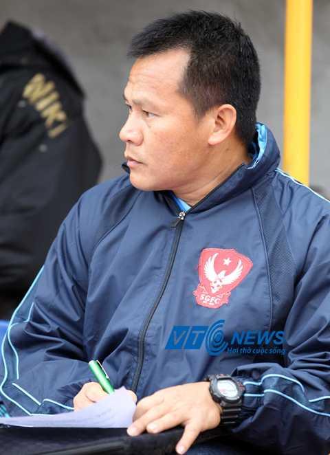HLV Lư Đình Tuấn có chuyên môn cao, phù hợp với triết lý bóng đá nhỏ, ngắn mà HLV Hữu Thắng đeo đuổi