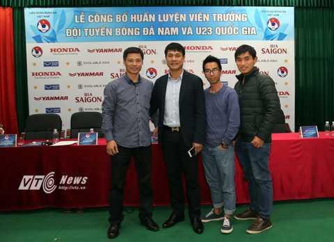 HLV trưởng ĐTVN Nguyễn Hữu Thắng khẳng định sẽ sát cánh cùng giới truyền thông Việt Nam trong nhiệm kỳ mới