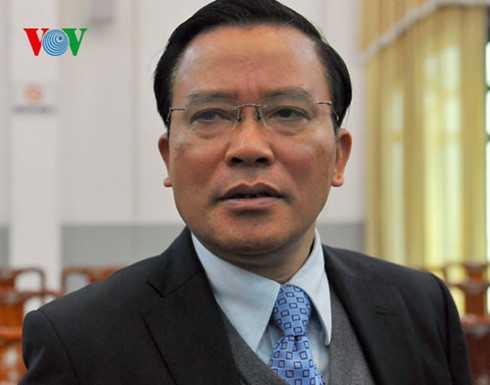 Ông Nguyễn Văn Pha, Phó Chủ tịch Ủy ban Trung ương MTTQ Việt Nam