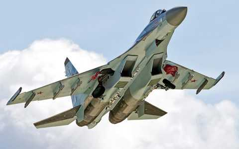 Chiến cơ Su-35 của Nga