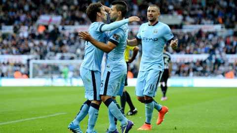 Man City xốc lại tinh thần sau chức vô địch Capital One Cup?